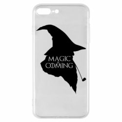 Чехол для iPhone 8 Plus Magic is coming