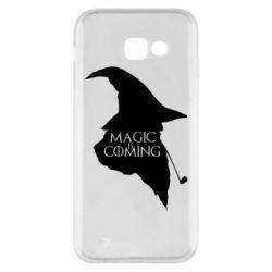 Чехол для Samsung A5 2017 Magic is coming
