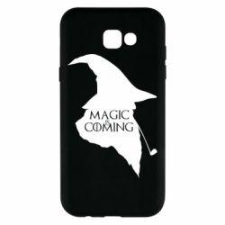 Чехол для Samsung A7 2017 Magic is coming