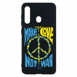 Чохол для Samsung M40 Make love, not war