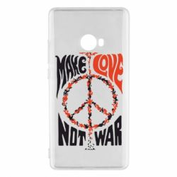 Чехол для Xiaomi Mi Note 2 Make love, not war