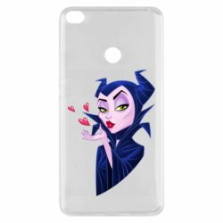 Чехол для Xiaomi Mi Max 2 Maleficent and a kiss