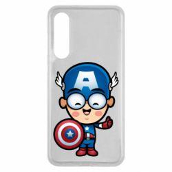 Чехол для Xiaomi Mi9 SE Маленький Капитан Америка