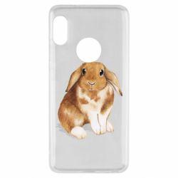 Чохол для Xiaomi Redmi Note 5 Маленький кролик