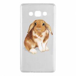 Чохол для Samsung A7 2015 Маленький кролик