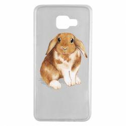 Чохол для Samsung A7 2016 Маленький кролик