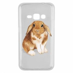 Чохол для Samsung J1 2016 Маленький кролик