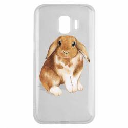 Чохол для Samsung J2 2018 Маленький кролик