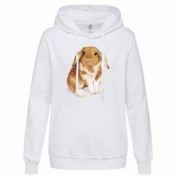 Толстовка жіноча Маленький кролик
