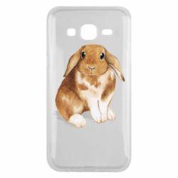 Чохол для Samsung J5 2015 Маленький кролик