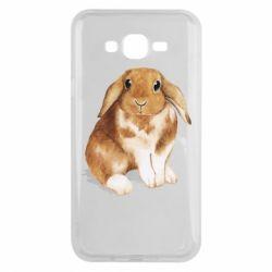 Чохол для Samsung J7 2015 Маленький кролик
