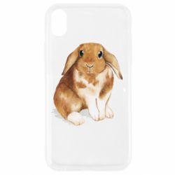 Чохол для iPhone XR Маленький кролик