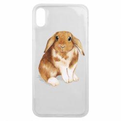 Чохол для iPhone Xs Max Маленький кролик