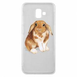 Чохол для Samsung J6 Plus 2018 Маленький кролик