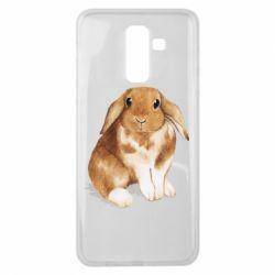 Чохол для Samsung J8 2018 Маленький кролик