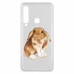 Чохол для Samsung A9 2018 Маленький кролик