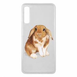 Чохол для Samsung A7 2018 Маленький кролик