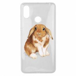 Чохол для Xiaomi Mi Max 3 Маленький кролик