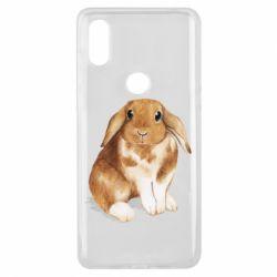 Чохол для Xiaomi Mi Mix 3 Маленький кролик