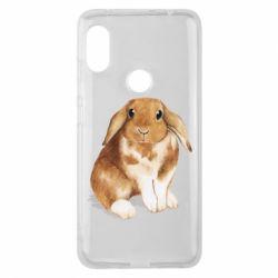 Чохол для Xiaomi Redmi Note Pro 6 Маленький кролик