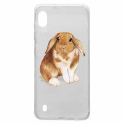 Чохол для Samsung A10 Маленький кролик