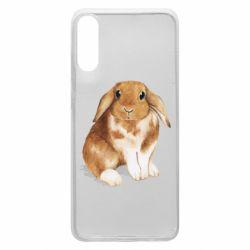 Чохол для Samsung A70 Маленький кролик