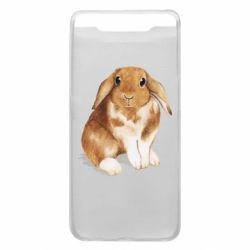 Чохол для Samsung A80 Маленький кролик