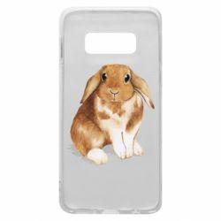 Чохол для Samsung S10e Маленький кролик