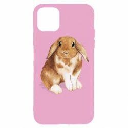 Чохол для iPhone 11 Маленький кролик