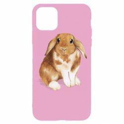 Чохол для iPhone 11 Pro Маленький кролик