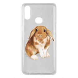 Чохол для Samsung A10s Маленький кролик