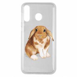 Чохол для Samsung M30 Маленький кролик