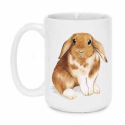 Кружка 420ml Маленький кролик