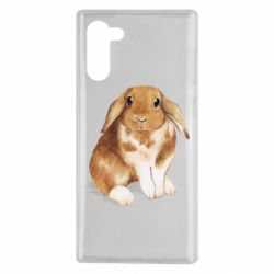 Чохол для Samsung Note 10 Маленький кролик