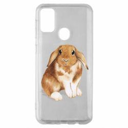 Чохол для Samsung M30s Маленький кролик