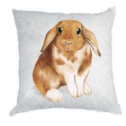 Подушка Маленький кролик