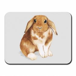 Килимок для миші Маленький кролик