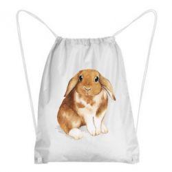 Рюкзак-мішок Маленький кролик