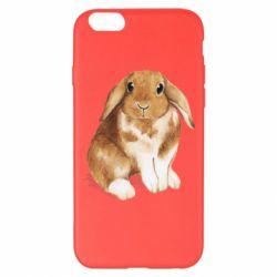 Чохол для iPhone 6 Plus/6S Plus Маленький кролик