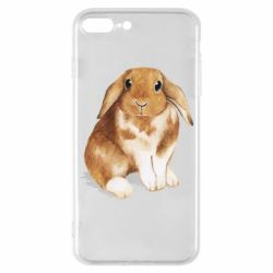 Чохол для iPhone 7 Plus Маленький кролик