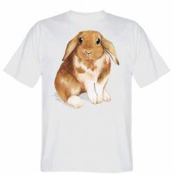 Чоловіча футболка Маленький кролик