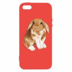Чохол для iphone 5/5S/SE Маленький кролик