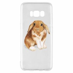 Чохол для Samsung S8 Маленький кролик