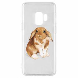 Чохол для Samsung S9 Маленький кролик