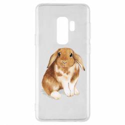 Чохол для Samsung S9+ Маленький кролик