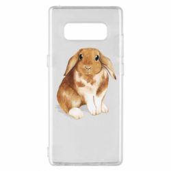 Чохол для Samsung Note 8 Маленький кролик