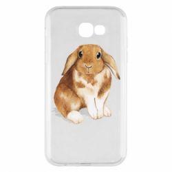 Чохол для Samsung A7 2017 Маленький кролик
