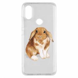 Чохол для Xiaomi Mi A2 Маленький кролик
