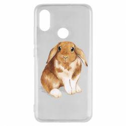 Чохол для Xiaomi Mi8 Маленький кролик