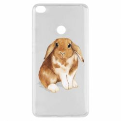 Чохол для Xiaomi Mi Max 2 Маленький кролик